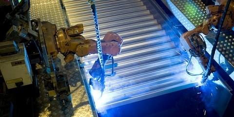 Автоматизация производства по выпуску металлоконструкций